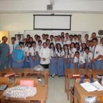 Kunjungan Walikota Surabaya Bu Risma